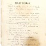 Regio Decreto n.907 del 2 giugno 1921 pag 1 - La Lazio eretta ente morale